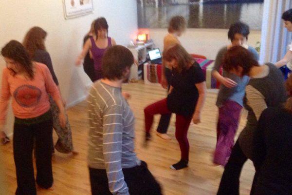 Flow dance 2